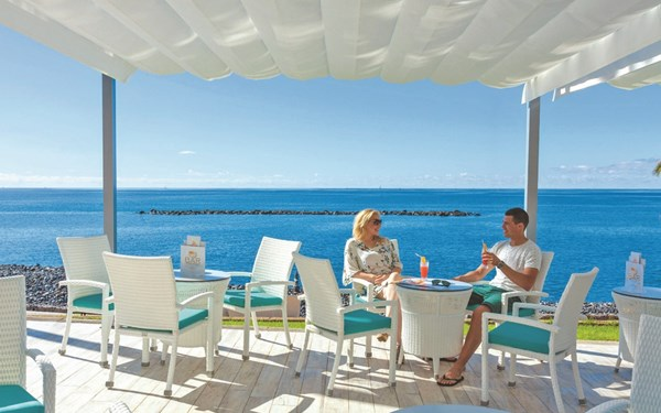 Adults only hotel Riu Arecas op Tenerife